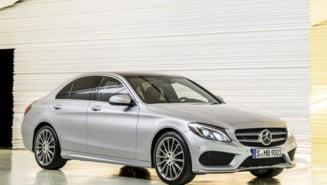 Masina hibrid pregatita de Mercedes-Benz