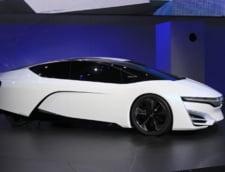 Masina pe hidrogen, o minune a tehnologiei viitorului?