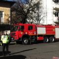 Masina unui sef de politie din Roman a fost incendiata