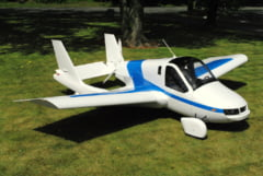 Masina zburatoare Terrafugia Transition va fi lansata in 2019