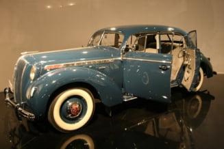 Masini de colectie la Salonul Auto de la Paris (Galerie foto)
