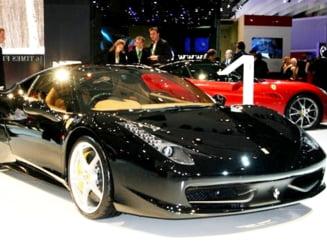 Masini de peste 100.000 de euro la Salonul Auto de la Paris (Galerie foto)