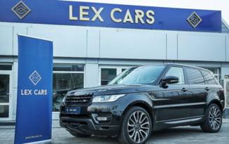 Masini leasing prin Lex Cars, un dealer auto cu experienta - Masini puternice, finantare avantajoasa