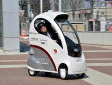 Masinile 100% autonome, cu consum pe baza de electricitate