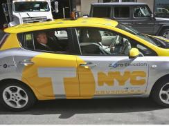 Masinile electrice castiga teren: Unde au devenit ele taxiuri