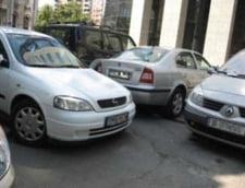 Masinile in leasing vor putea fi parcate in fata blocului