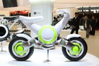 Masinile verzi ale viitorului, expuse la Tokyo (Galerie foto)