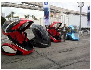 Masinile viitorului nu vor mai avea nevoie de sofer