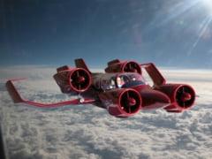 Masinile zburatoare, gata sa invadeze piata in 2017