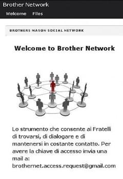 "Masonii si site-ul lor - o calatorie in taramul tabu ""Brother Net"""