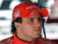 Massa si-a prelungit contractul cu Ferrari pana in 2012
