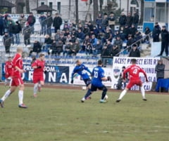 Masura fara precedent in fotbalul romanesc: O echipa cere Politiei s-o cerceteze pentru blat!