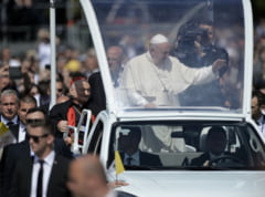 Masuri de securitate fara precedent adoptate de SRI, SPP, MAI si MApN pentru vizita papei in Romania