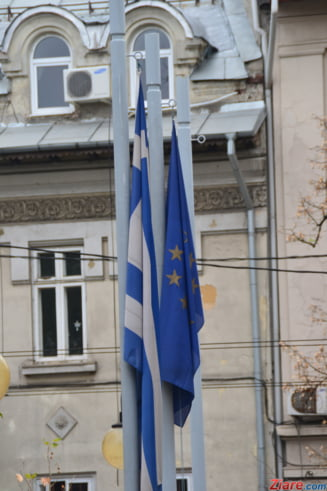 Masuri disperate in Grecia? Atena ar putea sa nationalizeze bancile si sa emita o noua moneda