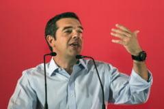 Masuri post-criza in Grecia: Alexis Tsipras anunta cresterea salariului minim si scaderea impozitelor