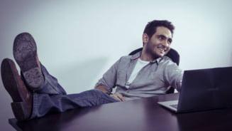 Matei Pavel: Majoritatea ideilor mele vin din lenea de a munci inutil
