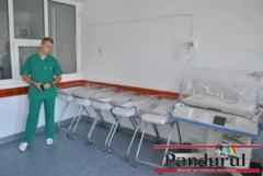 Maternitatea Spitalului Motru, complet modernizata