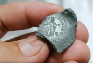 Matrita dacica, descoperita langa Roman