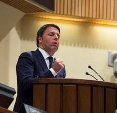 Matteo Renzi promite o reducere a fiscalitatii fara precedent in istoria Italiei