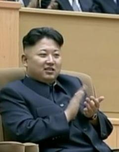 Matusa lui Kim Jong-Un a murit in timp ce vorbea cu liderul nord-coreean