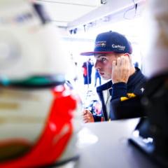 Max Verstappen a castigat 70th Anniversary Grand Prix, in Formula 1