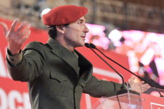Mazare a facut spectacol la lansarea Olgutei Vasilescu