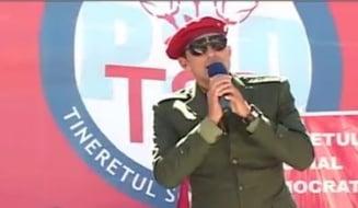 Mazare s-a dus la TSD imbracat in Fidel Castro