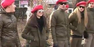Mazare vine la protestul USL, insotit de 2.000 de berete rosii