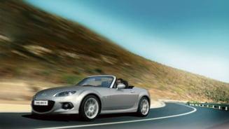 Mazda MX-5 facelift: Cel mai popular roadster, imbunatatit pentru tine