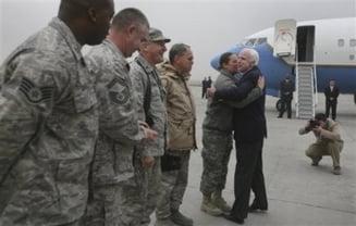 McCain: Situatia din Afganistan se va agrava