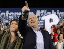McCain a avut o audienta mai mare decat Obama, la discursul de la Conventie