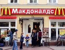 McDonald''s, inlocuit cu McPutin? Rusii isi fac un lant de fast-food patriotic