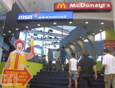 McDonald's a afisat un profit trimestrial peste asteptari, de 1,26 miliarde dolari