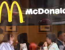 McDonald's ingrasa clientii si propriile buzunare