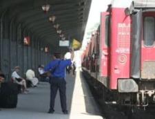 Mecanicii de locomotiva din CFR Marfa continua conflictul de munca