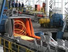 Mechel: Productia la combinatul Otelu Rosu va fi suspendata temporar in luna octombrie