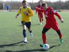 Meci amical: FC Bihor - FC Maramures Universitar Baia Mare: 2-0