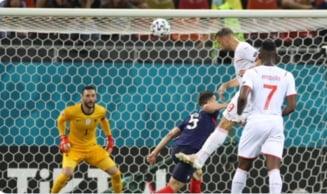 Meci colosal pe Arena Nationala la Euro 2020. Campioana mondiala a ajuns la penalty-uri de departajare. Cum s-a incheiat Franta - Elvetia