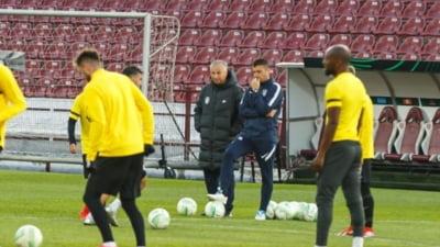 Meci crucial în Europa pentru CFR Cluj, cu o echipă din Olanda. Cum s-a descurcat echipa lui Dan Petrescu