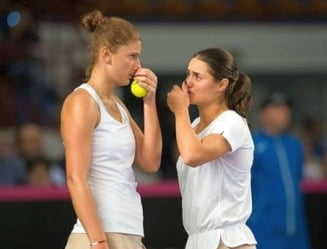 Meci de foc pentru Irina Begu si Monica Niculescu in semifinalele de la Australian Open