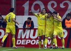 Meci de infarct in Spania: Villareal - Atletico 4-4 (Video)