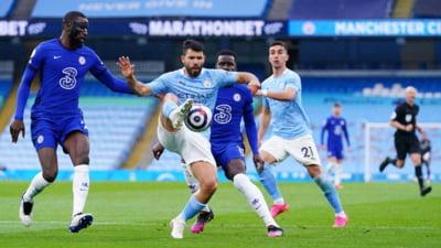 Meci dramatic in Anglia, intre echipele care vor juca finala Ligii Campionilor, Manchester City - Chelsea. Oamenii lui Guardiola au condus la pauza si au avut penalty