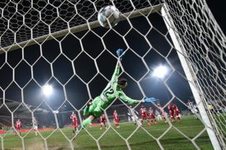 Meci dramatic in play-out-ul Ligii 1. O echipa este aproape de retrogradare dupa un gol primit in prelungiri