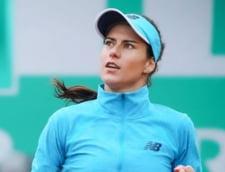 Meci dramatic pentru Sorana Cirstea in sferturi la Portoroz. Romanca a intors din nou scorul defavorabil, dar a cedat pe final