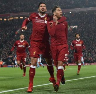 Meci nebun in Anglia: Liverpool a invins Manchester City dupa o partida cu 7 goluri!