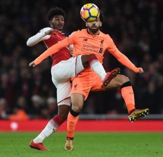 Meci nebun in Premier League: Arsenal si Liverpool au remizat intr-un derbi cu sase goluri!