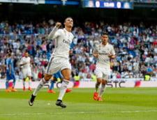 Meci nebun in Real Madrid - Getafe, cu 10 goluri marcate (Video)
