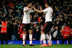 Meci nebun in semifinalele Cupei Angliei. Manchester United, victorie in minutul 93