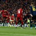 Meci nebun intre Liverpool si Arsenal, cu 10 goluri marcate!