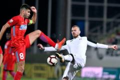Meciul Astra - FCSB, cercetat de Comisia de Disciplina